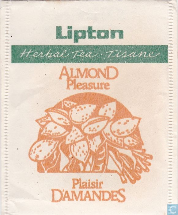 Almond pleasure tea foto 348