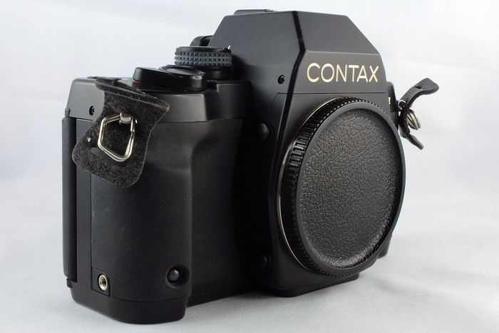 excellent contax aria 35mm slr film camera body only manual focus rh auction catawiki com Contax Aria Case contax aria manual pdf