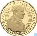 "Vatican 50 euro 2013 (BE) ""500th anniversary of the death of Pope Julius II and election of Leo X"""