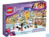 Lego 41102 Advent Calendar 2015, Friends