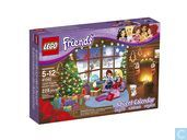 Lego 41040 Advent Calendar 2014, Friends
