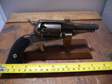 Wonderful Remington percussion revolver, model pocket 1863