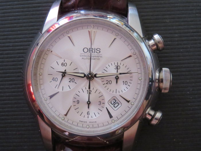 Oris Artelier Chronograph – Men's watch – 2007