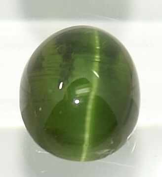 Tourmaline cat's eye 4.02ct
