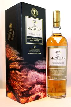 "Macallan Gold Ernie Button - Masters of Photography ""Capsule Edition"" 40%vol, 700ml, Limited Edition"