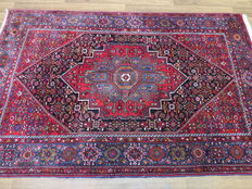 Beautiful Persian rug GHOLTOGH/IRAN, 207 x 132 cm, top condition, approx. century 2000