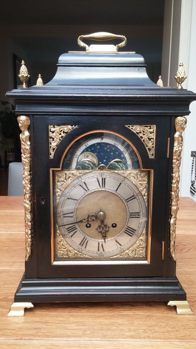 Exclusive 19th century Lenzkirch table clock – circa 1890-1894