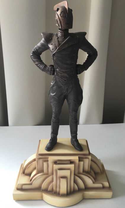 Rocketeer - Randy Bowen Statue Of The Rocketeer - First edition - (1999)