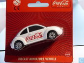 Model cars - Edocar/Maisto - Volkswagen New Beetle 'Coca-Cola'
