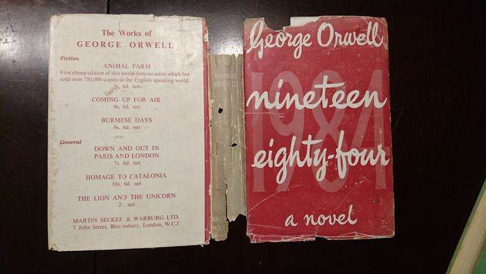 Nineteen Eighty-Four by George Orwell: first review – archive, 1949