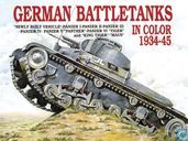 German Battletanks in color 1934-45