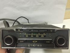 Becker Mexico stereo cassette player - Car radio cassette player - 1960-70