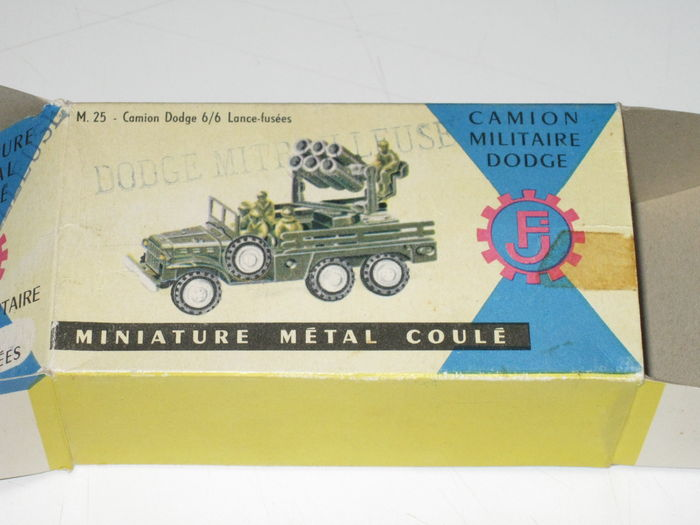 66 Scale M Catawiki France 160 Mitrailleuse Dodge 25 Jouets Yg6fy7b