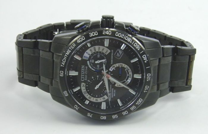 Citizen Eco Drive E650 Perpetual Calendar Radio Controlled Mens