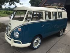 Volkswagen - T1 Split screen van 1965