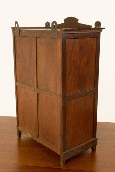 art nouveau miniature cabinet catawiki. Black Bedroom Furniture Sets. Home Design Ideas