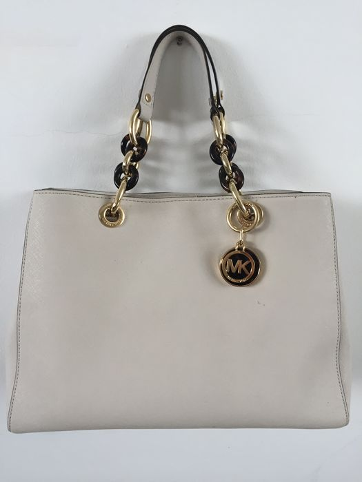 af3dea54fb72 Michael Kors – Cynthia – Handbag / Shoulder bag - Catawiki
