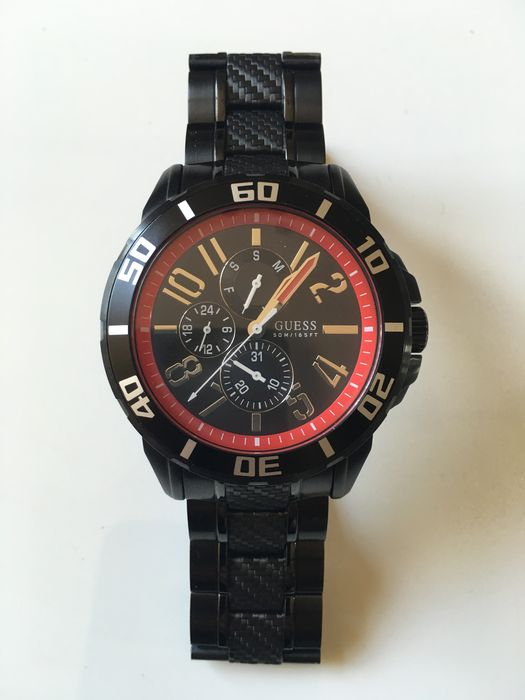 Lot of 2 Guess Mens wristwatches 2015 Catawiki