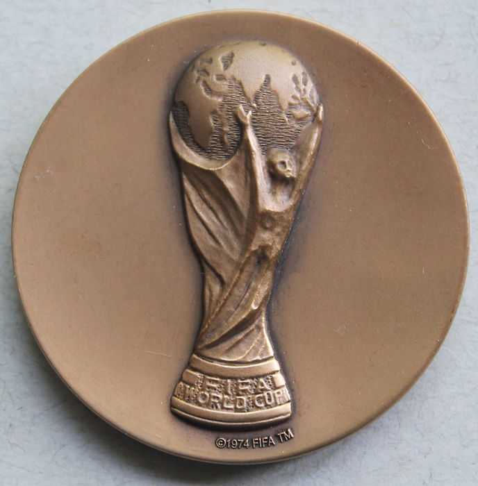 Medal - FIFA World Cup 2002 Korea / Japan