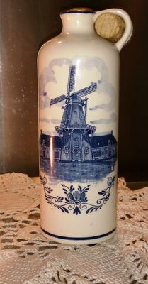 Royal Goedewagen old Delftware Blue - 1/2 liter