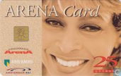 ArenA Card Tina Turner Hugo Boss