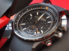 THUNDERBIRDS BY EICHMULLER GERMANY  AIR CRAFT PILOT WATCH
