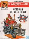 Comic Books - Nibbs & Co - Ottoman de veertiende