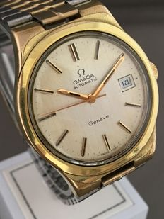 Omega Genève Automatic Date -- Men's wristwatch -- Circa 1960s