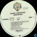 Disques vinyl et CD - Crawford, Randy - Windsong