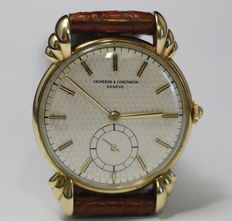 Vacheron & Constantin Geneve - Men's wrist watch - Period: 1930s/40s.