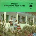 Famous Hungarian Folk Songs