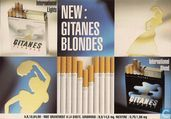"0109a - Gitanes ""New: Gitanes Blondes"""