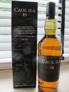 Caol Ila 25 years old