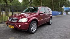 Mercedes-Benz - ML 55 AMG automaat - 2001