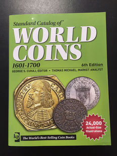 Accessories - Krause catalogue for world coins 1601-1700
