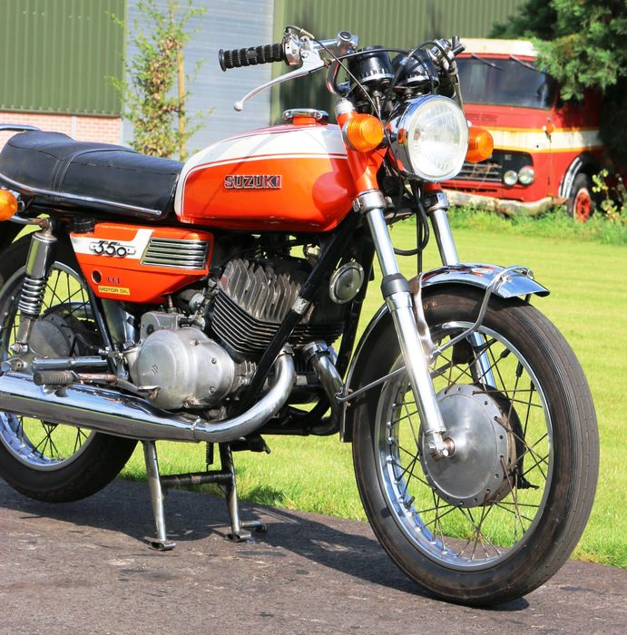 Suzuki T350 Twin Model J - 1972 - Catawiki