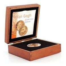 The Netherlands – 10 euro 2003 'Van Gogh' with certificate in original case, gold