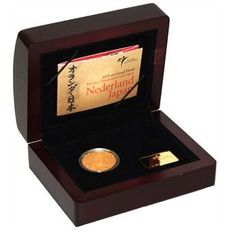 The Netherlands – 10 Euro 2009 '400 years the Netherlands – Japan' with certificate and in original case,  gold