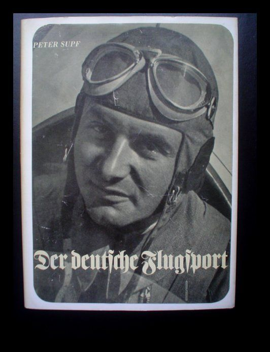 Propaganda; Lot with 2 editions concerning German aviation - 1938/1940