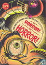 The Horror! The Horror! Comic books