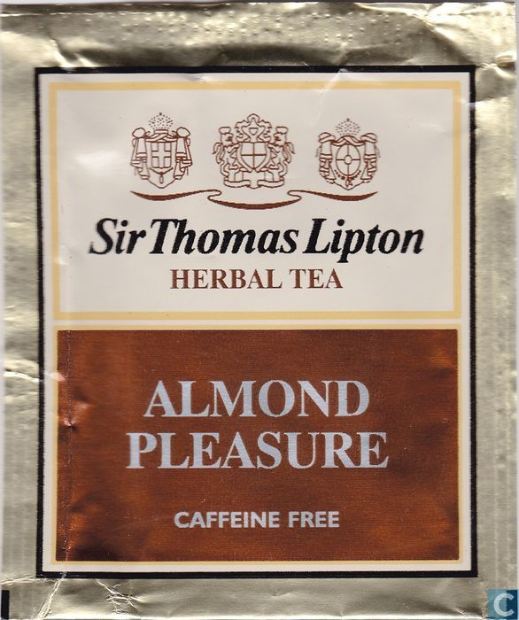 Almond pleasure tea foto 423