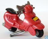 Scooter (rood)