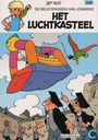 Comic Books - Jeremy and Frankie - Het luchtkasteel