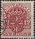 Postage Stamps - Sweden [SWE] - 12 Brown