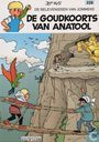 Comic Books - Jeremy and Frankie - De goudkoorts van Anatool