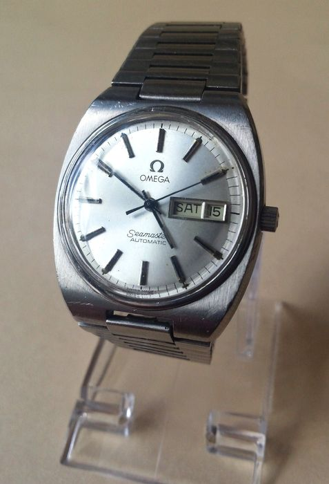 Omega Seamaster Anni 70.Omega Seamaster Men S Watch 1970s Catawiki