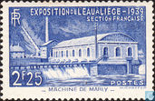 Postage Stamps - France [FRA] - Exhibition 'The Water'