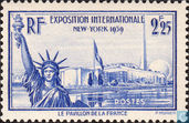 Postage Stamps - France [FRA] - World exhibition