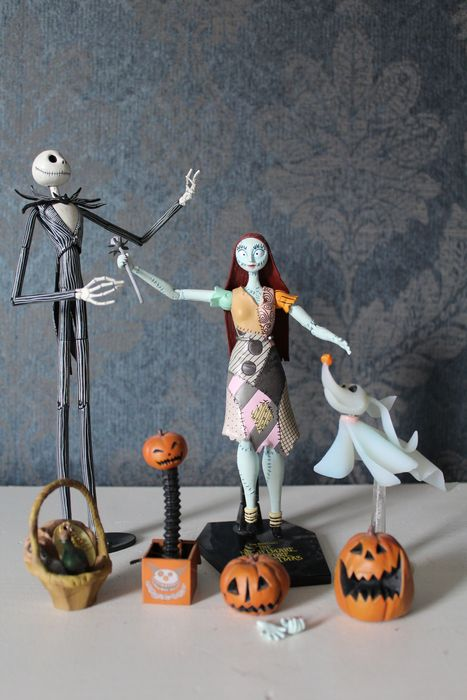 Tim Burton Nightmare Before Christmas Jack And Sally.Tim Burton S A Nightmare Before Christmas Jack And Sally