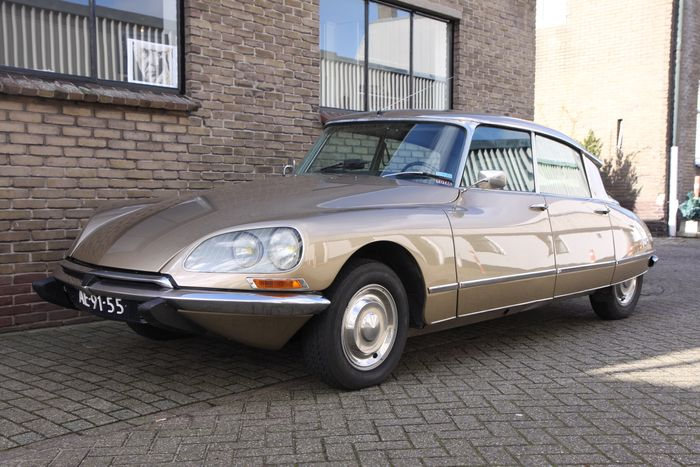 Citroën - DS 21 PALLAS - 1969 - Catawiki